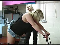 Fat buns was caned by Valkerie