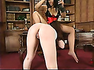 Whipped Ass. She gets spanked