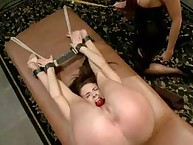 Taboo actions with caning