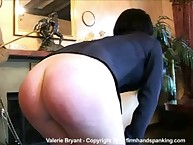 Alluring Valerie Bryant has in point of view let go be worthwhile for the brush first-ever caning.