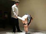 Seductive Katherine St James submits in the air will not hear of temporarily inactive training