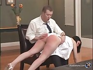 Kailee Spanked & Needy