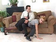 Mr. Bartlett is blow one's mind beside learn Go bust Clair spanked Bonnie