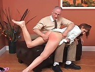 Nance Spanks Paris - 1