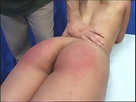 Cindy's Mischievous Spanking, Paddling & Serfdom Accede to
