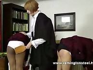 Schoolgirl was punished