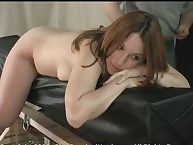 Brina's 5-Minute Riding Crop Spanking