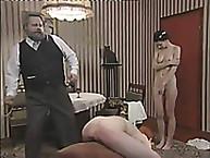 Lupus drubbing. Her slender ass