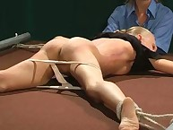 Prison Caning Story