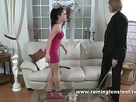 Choice daugther was caned