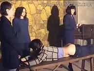 Gals was punished