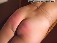 Mom was termination besides spanked hard