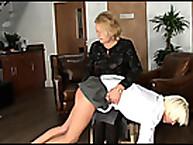 HD movie clip of Katie's OTK