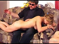 Bianca slut was punished