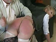 Mistress punished a sub