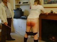 Missy was Caned for the Gallery