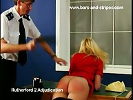 Adjudication before Spanking