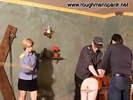 Caning Video