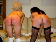 HOT BUTTS SPANKING