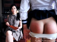JAPANESE SPANKEE GIRL!