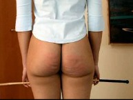 Red Bottoms  the very best spanking and caning vi
