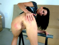 Spanking, whipping hot collection