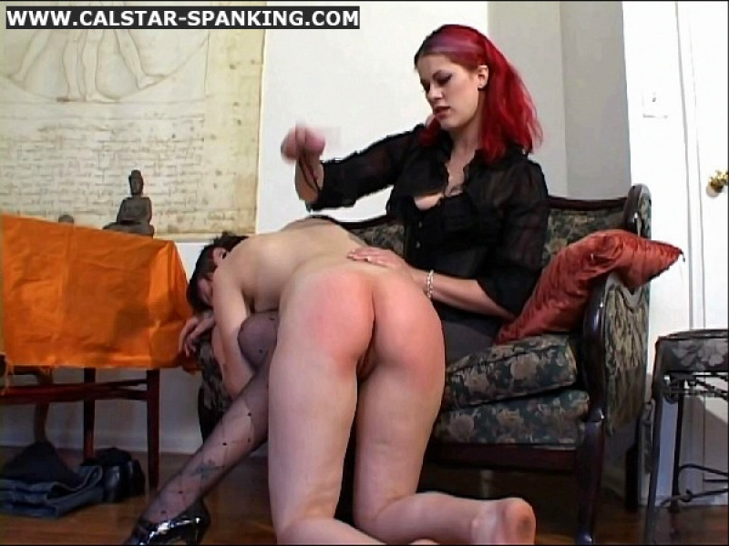 caning session