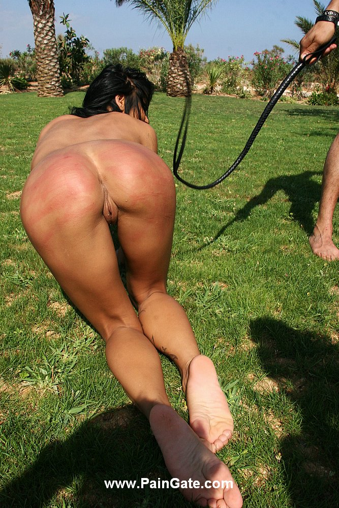outdoor whipping