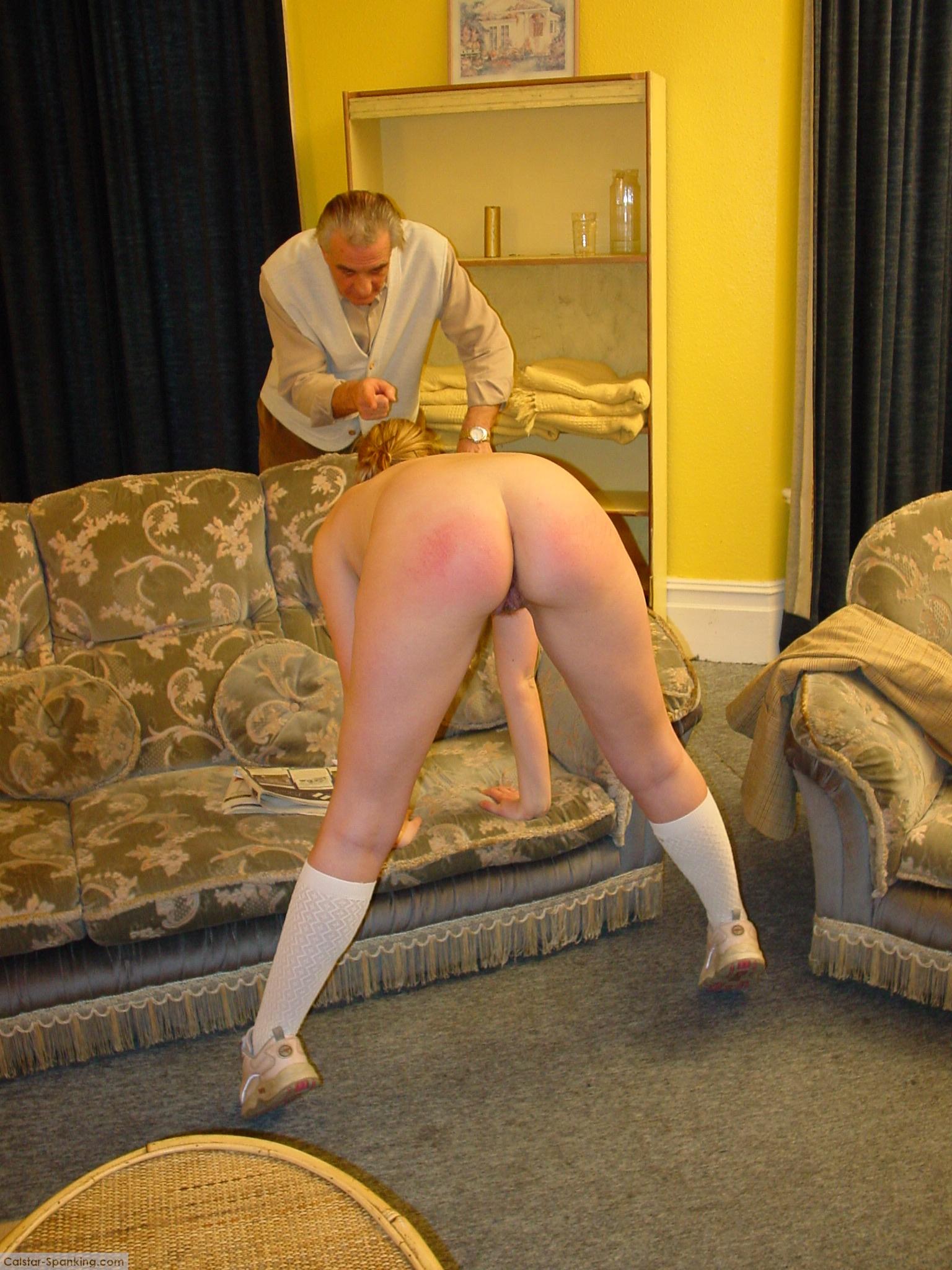 california star spanking