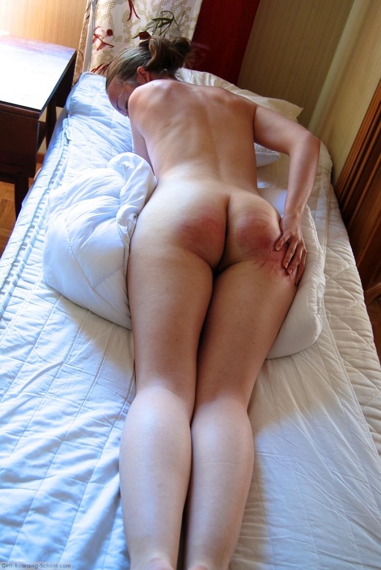 Bottom discipline bare