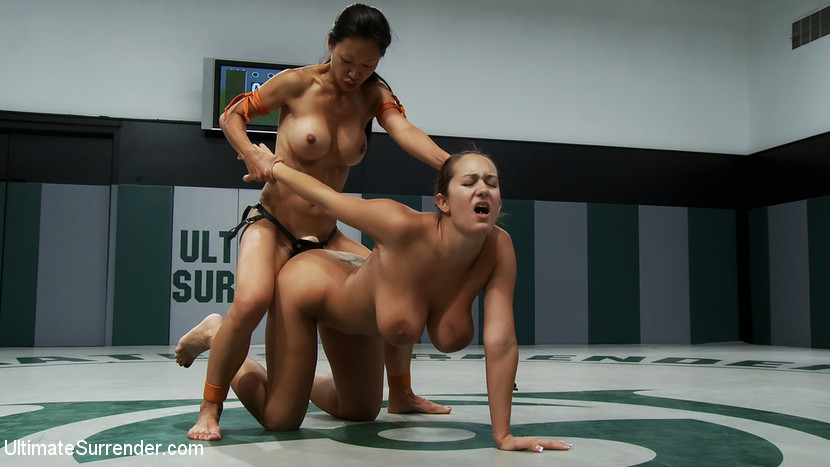 Agree, nude wrestling lesbian fight club properties turns