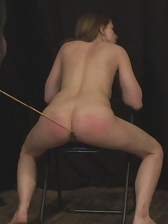 10 of Anita - caning in Several Positions