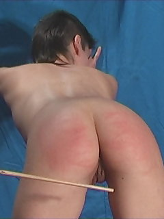 10 of Tina - caning in Several Positions (angle 2)