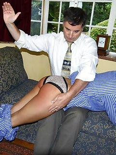 12 of Spanked at School Strapped at Home