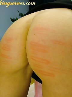 16 of Caning of young maid