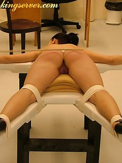 16 of Teen tied and caned