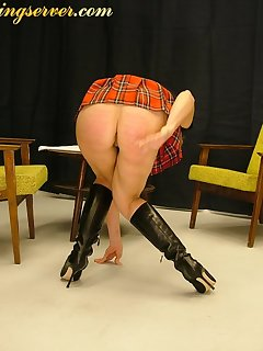 16 of Teen girl bullwhipped and caned