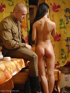 16 of Free Gallery of an Asian Beauty caned brutally