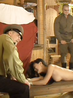16 of Free Video Stills of an asian belle receiving an incredible caning