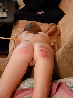16 of 2 girls best friends for ever - even for a caning