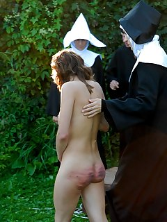 16 of Caned outdoor in front of an audience