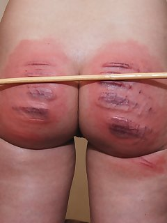 16 of Russian Discipline - Bound and spanked