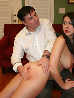 8 of John spanks Sarah part.2