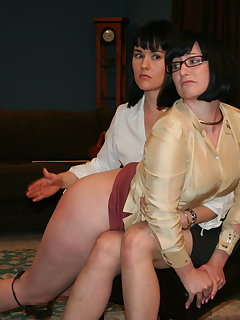 8 of Sophia locke spanked and caned