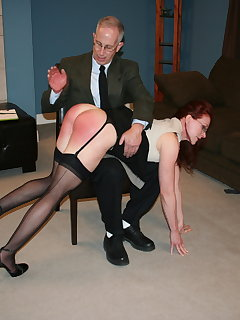 8 of Catherine de Sade spanked