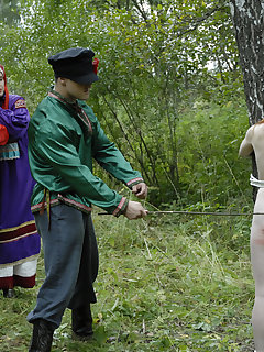 Russian Spanking Picture