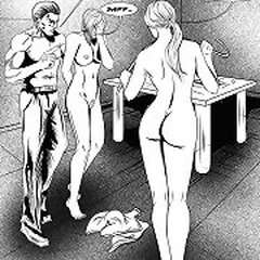 Brutal BDSM TGP