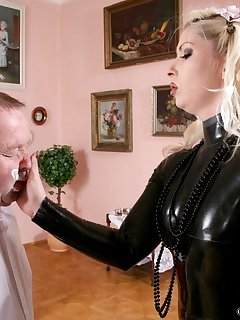 12 of THE RIGHT JOB FOR BAD SLAVE