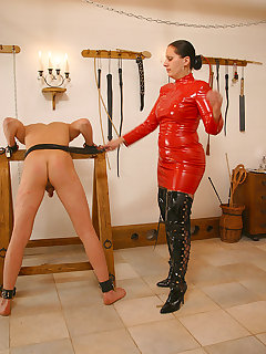 12 of SLAVES FOR MADAME WENDY