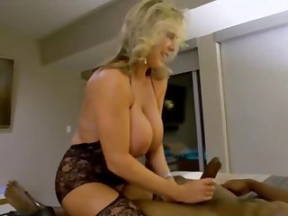 busty amateur mature wife dominated and fucked